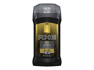 Axe Gold Deodorant All-Day Fresh, 3 oz
