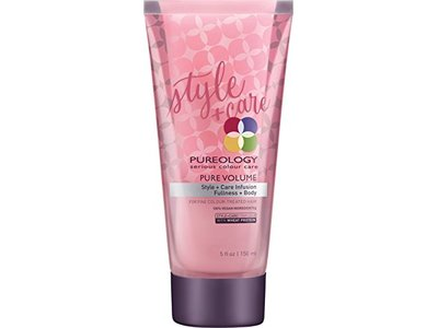 PUREOLOGY PURE VOLUME Style+Care Infusion Fullness+Body, 5 fl oz / 150 ml