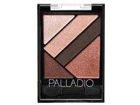 Palladio Silk FX Eyeshadow Palette, Debutante - Image 5