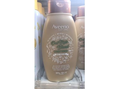 Aveeno Conditioner Oat Milk Blend, 12 Ounce - Image 3