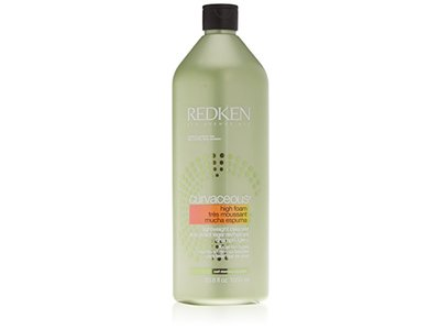 Redken Curvaceous High Foam Cleanser for Unisex, 33.79 Ounce