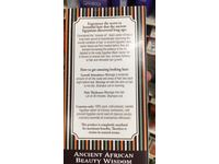 Shea Terra Organics Egyptian Black Castor Hair Oil, Rosemary-Carrot Seed, 8 oz - Image 4