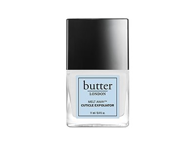 Butter London Melt Away Cuticle Exfoliator, 0.4 fl oz