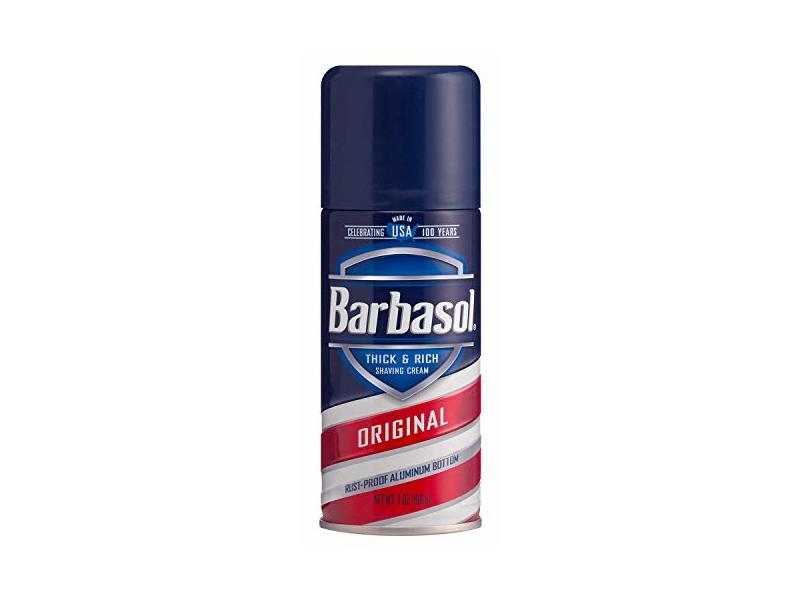Barbasol Shave Cream, Original, 7 Ounce (Orginal, Pack of 2)