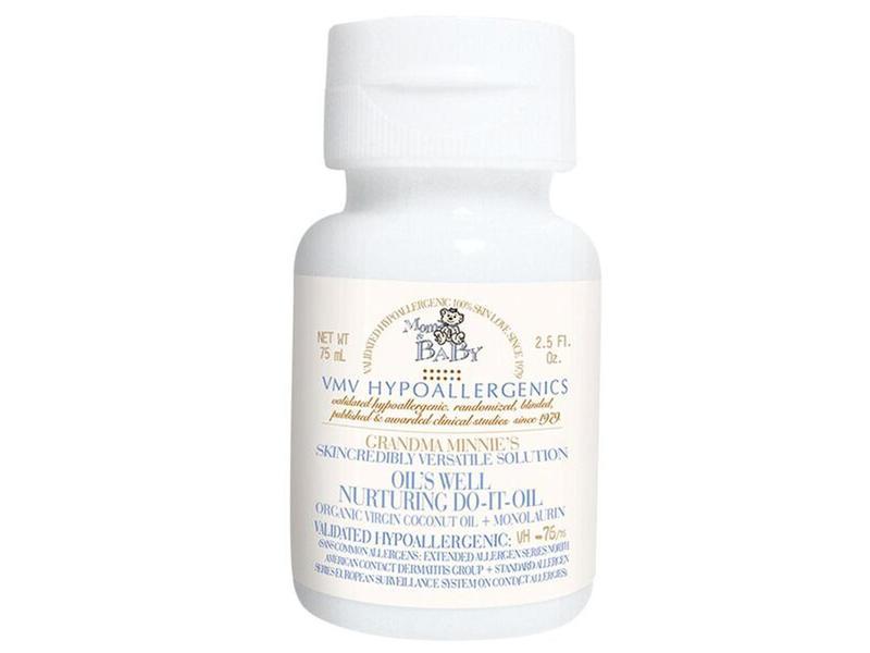 VMV Hypoallergenics Grandma Minnie's Oil's Well Nurturing Do-It-Oil, 2.5 fl oz