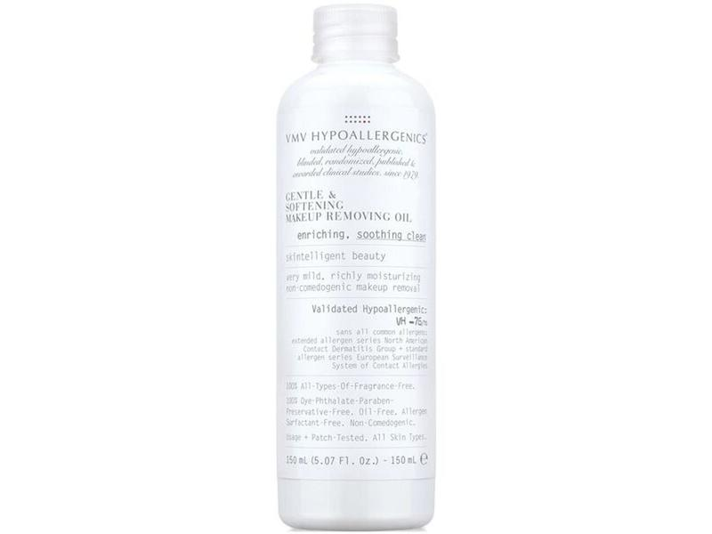 VMV Hypoallergenics Gentle & Softening Makeup Removing Oil, 5.07 fl oz