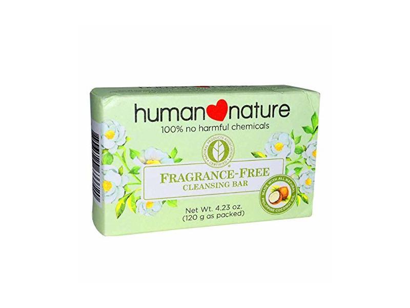 Human Nature Cleansing Bar, 4.23 oz