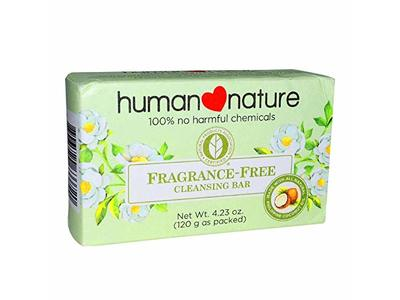 Human Nature Cleansing Bar, 4.23 oz