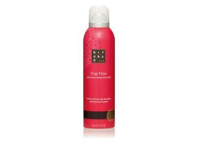 Rituals Yogi Flow Indian Rose & Sweet Almond Foaming Shower Gel Sensation, 6.7 fl oz - Image 3