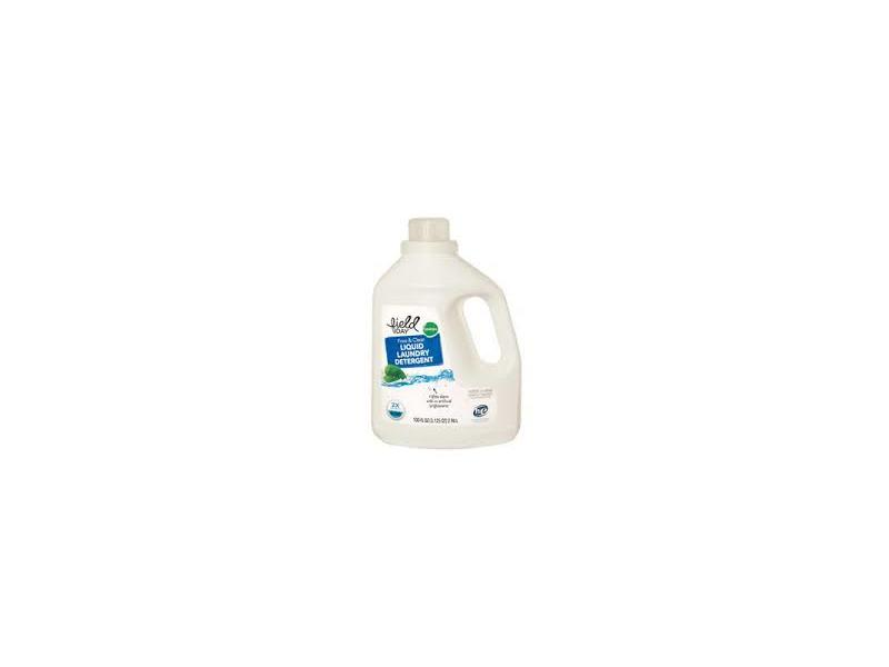 Field Day, Liquid Laundry Detergent, Free & Clear, 100 fl oz