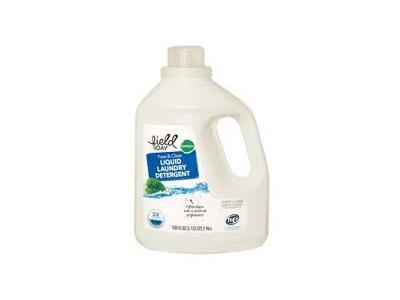 Field Day, Liquid Laundry Detergent, Free & Clear, 100 fl oz