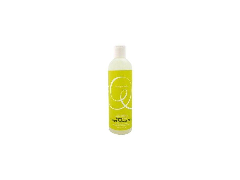 Devacurl Light Defining Gel 12 Fluid Ounce Ingredients