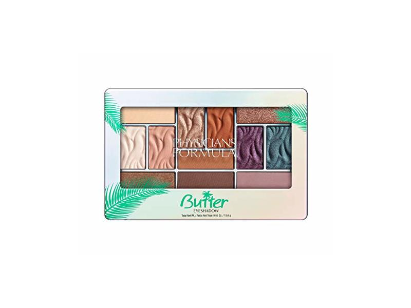 Physicians Formula Murumuru Butter Eyeshadow Palette, Tropical Days, 0.55 oz
