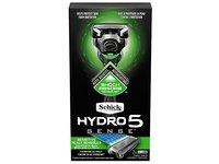 Schick Hydro Sense Sensitive Razors with Shock Absorbent Technology, 1 Razor Handle and 2 Razor Blades Refills - Image 2