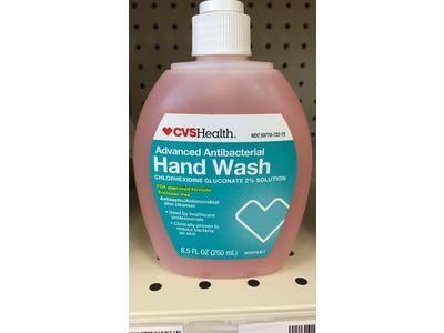 CVS Health Advanced Bacterial Hand Wash, 8.5 fl oz - Image 3