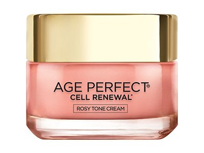 L'Oreal Paris Age Perfect Cell Renewal Rosy Tone Moisturizer, 1.7 oz