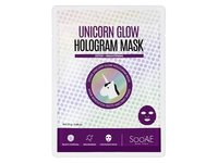 SooAE Unicorn Glow Detox & Brightening Hologram Mask - Image 2