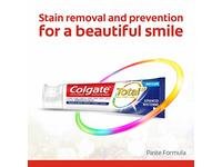 Colgate Total Advanced Whitening Toothpaste, 5.1 Ounce - Image 6