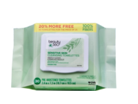 Beauty 360 Sensitive Skin Makeup Remover Wipes - Image 2