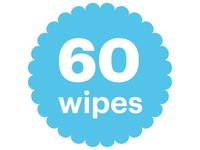 BabyGanics Flushable Wipes, Thick N Kleen, 60 Count - Image 6