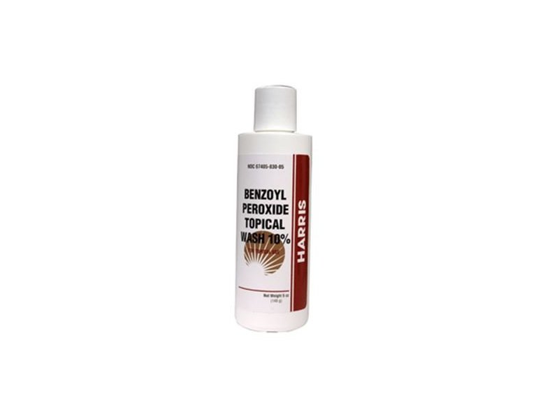 Benzoyl Peroxide Topical Wash 10% 5 oz