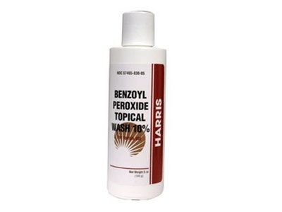 Benzoyl Peroxide Topical Wash 10% 5 oz