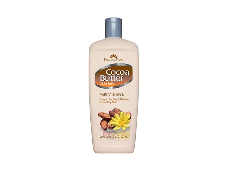 Personal Care Cocoa Butter Lotion, 1.43 Pound