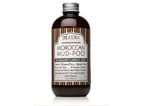 SheaTerra Organics Moroccan Mud-Poo, Rosemary Carrot Seed, 8 oz - Image 2