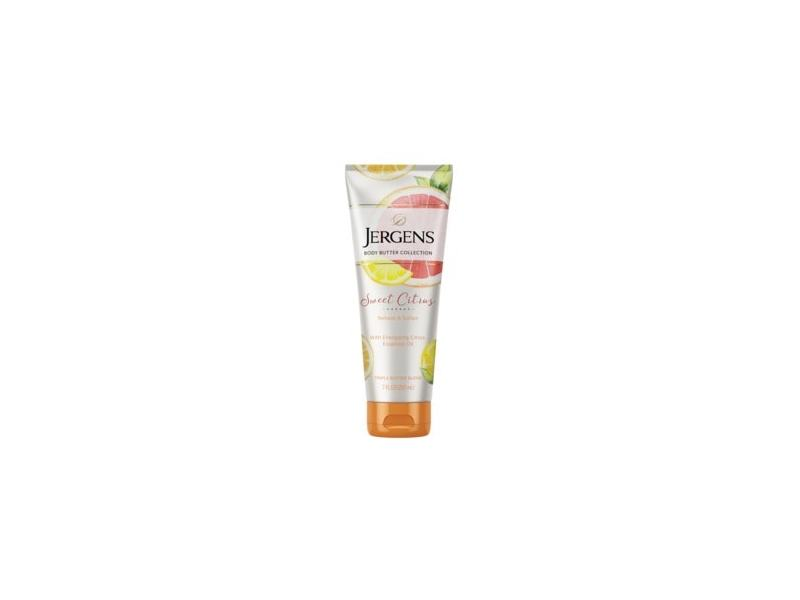 Jergens Sweet Citrus Body Butter with Essential Oils