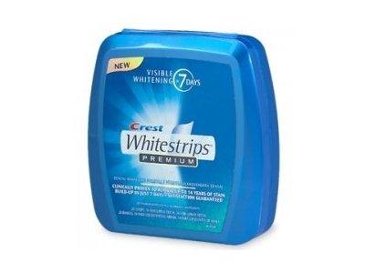Crest Whitestrips 2x Faster, 21 ct