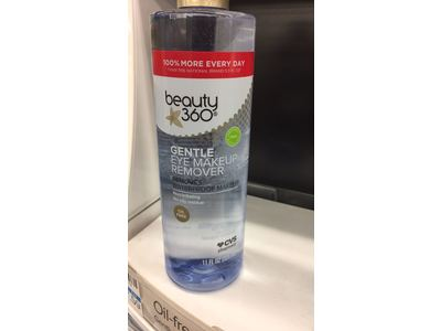 Beauty 360 Extra Gentle Eye Makeup Remover Pads ...