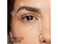 Maybelline TattooStudio Brow Tint Pen Makeup, Deep Brown, 0.037 fl. oz. - Image 16