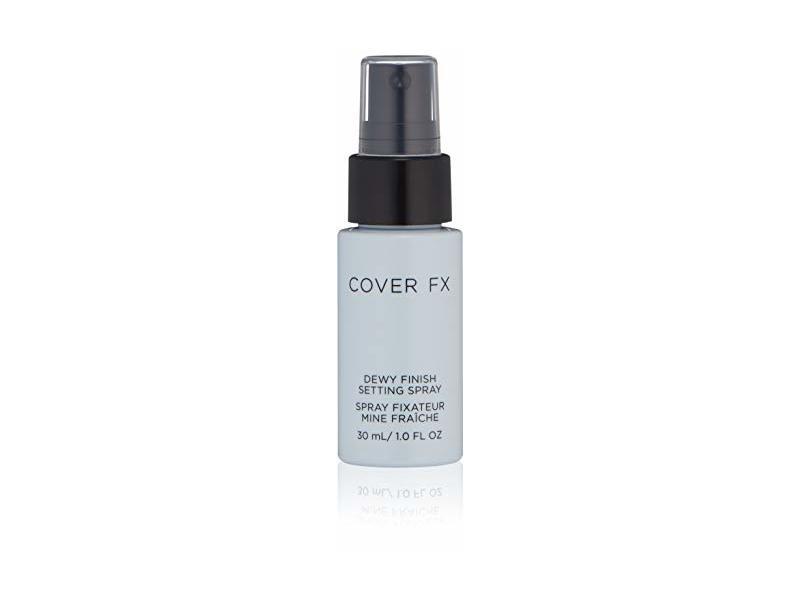 Cover FX Dewy Finish Setting Spray, 1 fl oz/30 mL