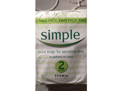 Simple Pure Soap, 4.4 oz - Image 3