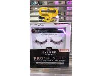 Eylure London Pro Magnetic Natural Fiber lashes, No.117, Black, 0.084 fl oz/2.5 mL - Image 3