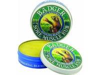 Badger Sore Muscle Rub, Cooling Blend, 2oz - Image 5