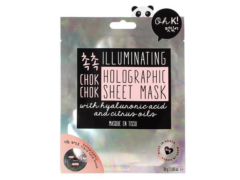 Oh K! Chok Chok Holographic Sheet Mask