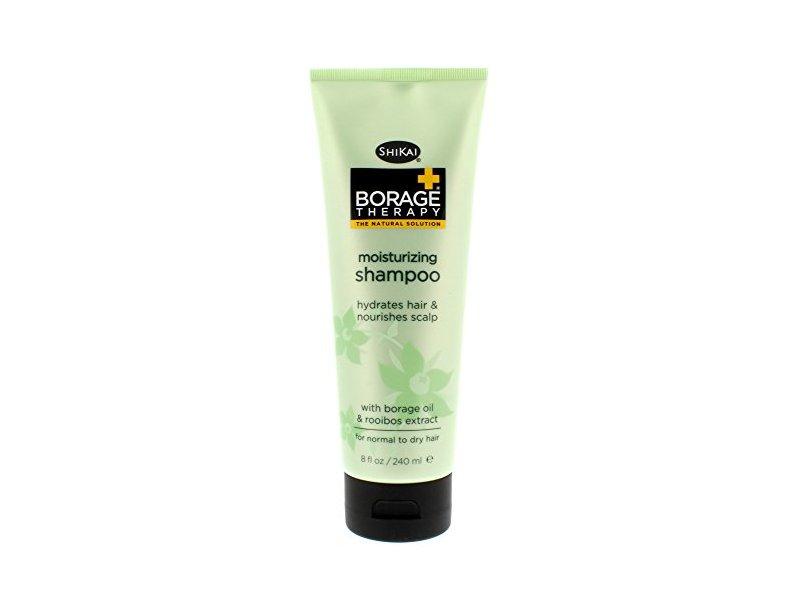 ShiKai Borage Therapy Moisturizing Shampoo, 8 oz