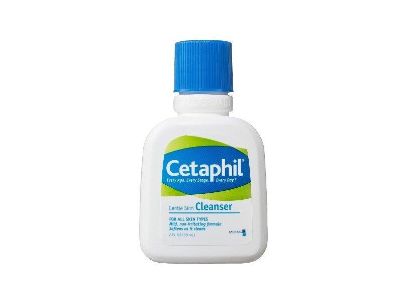 Cetaphil Gentle Skin Cleanser, 2 oz