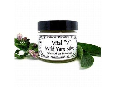 MoonMaid Botanical Vital V Wild Yam Salve