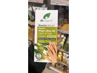 Dr Organic Organic Virgin Olive Oil Hand and Nail Cream, 4.2 fl.oz. - Image 3