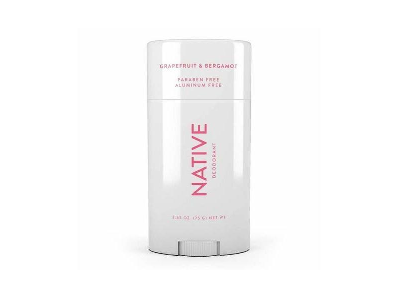 Natural Native Grapefruit & Bergamot Deodorant, 2.65 oz