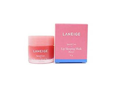 Laneige Lip Sleeping Mask, Berry, 0.7 oz