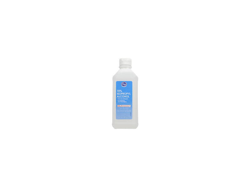 Kroger 70% Isopropyl Alcohol, 16 fl oz