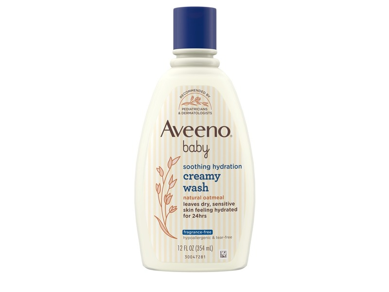 Aveeno Baby Creamy Wash Soothing Relief