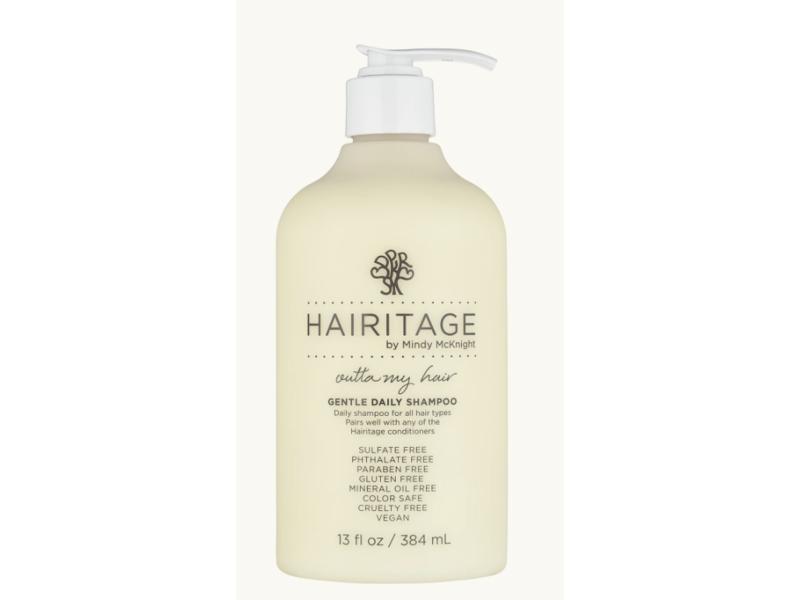 Hairitage Outta My Hair Gentle Daily Shampoo, 13 fl oz/384 mL