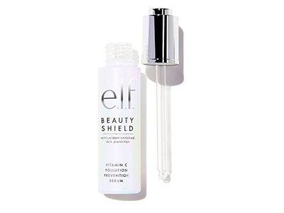 e.l.f. Beauty Shield Vitamin C Face Pollution Protecting Serum, 0.95 fl. oz.