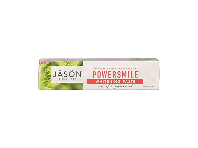 Jason Powersmile Whitening Paste, 6 oz/170 g