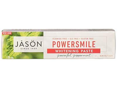 Jason Powersmile Whitening Paste, 6 oz/170 g