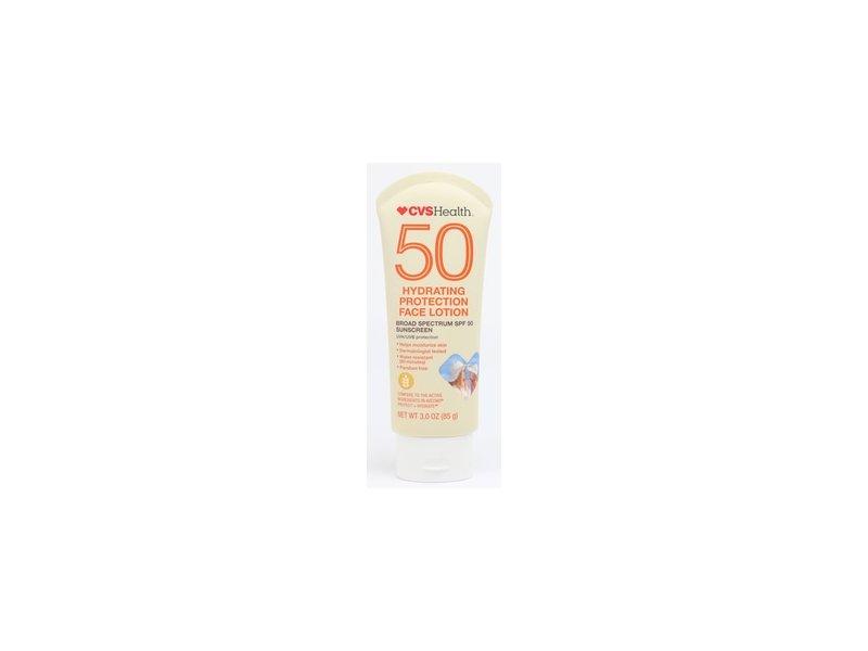 CVS Health Hydrating Protection Sun Lotion, SPF50